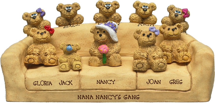Nana Nancy's Gang-Birthday Present