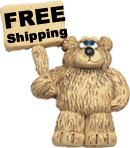 Free Bear and Deals