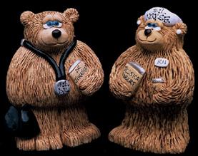 Oldest Bear Design-Doctor Bear