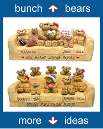 Bears in Couch Design A
