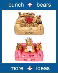 Bears in Loveseat Design 30