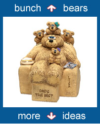 Bears in Chairs Customized Recliner for Him